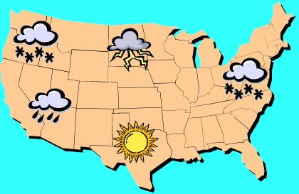 Weather Map 2